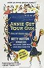 Annie Get Your Gun (1950) Poster