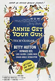 Annie Get Your Gun(1950) Poster - Movie Forum, Cast, Reviews