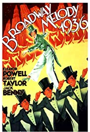 Broadway Melody of 1936 (1935) Poster - Movie Forum, Cast, Reviews