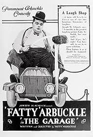 Roscoe 'Fatty' Arbuckle in The Garage (1920)