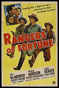 Movie dvd download Rangers of Fortune [h.264]
