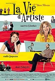 La vie d'artiste Poster