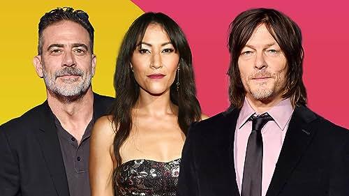 """""""The Walking Dead"""" Cast Answers IMDb Fan Questions"""