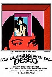 Los claros motivos del deseo Poster