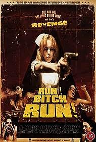 Ivet Corvea, Peter Tahoe, and Cheryl Lyone in Run! Bitch Run! (2009)