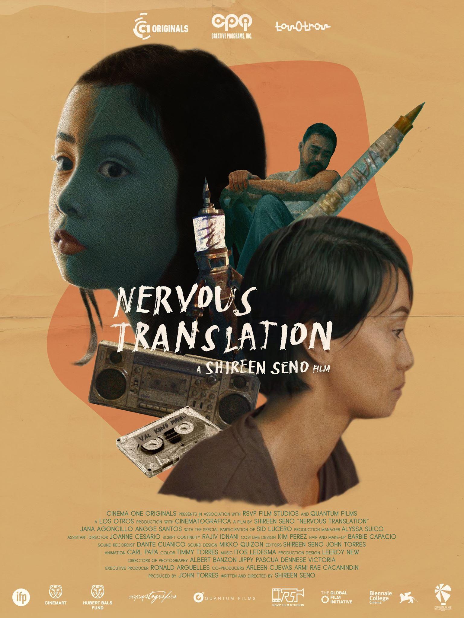 Nervous Translation 2017 Imdb