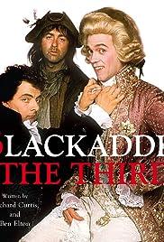 Black Adder the Third Poster