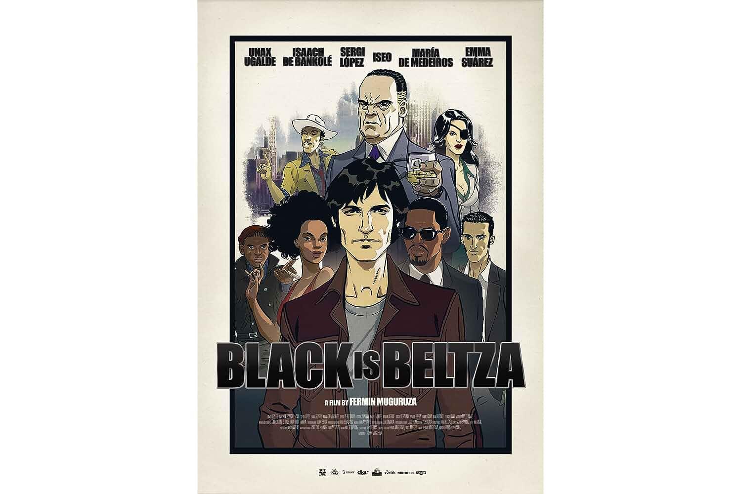 Black is Beltza (2018)
