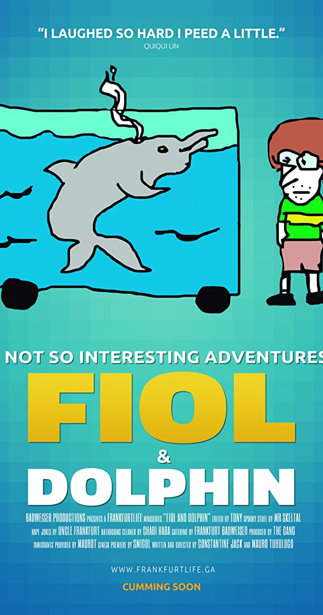 Download The not so interesting adventures of Fiol and Dolphin or watch streaming online complete episodes of  Season 1 in HD 720p 1080p using torrent