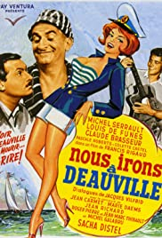 We Will Go to Deauville Poster