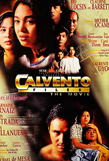 Watch Calvento Files The Movie (1997)