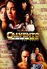 Calvento Files: The Movie Poster