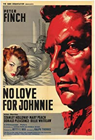 Primary photo for No Love for Johnnie