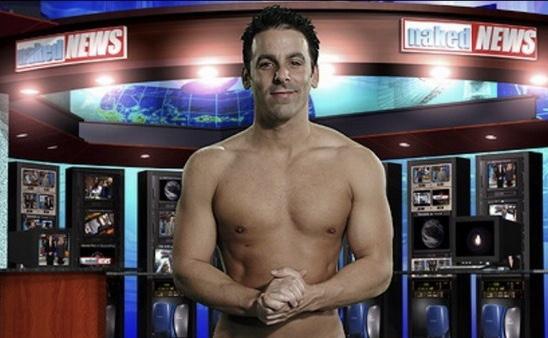 News male naked MRT