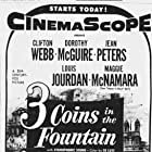 Three Coins in the Fountain (1954)