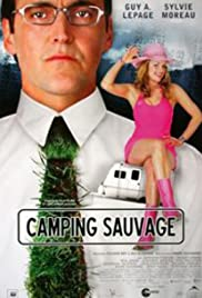 Camping sauvage Poster