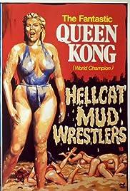 Hellcat Mud Wrestlers Poster