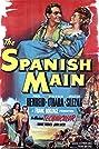 The Spanish Main (1945) Poster
