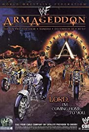 WWF Armageddon Poster