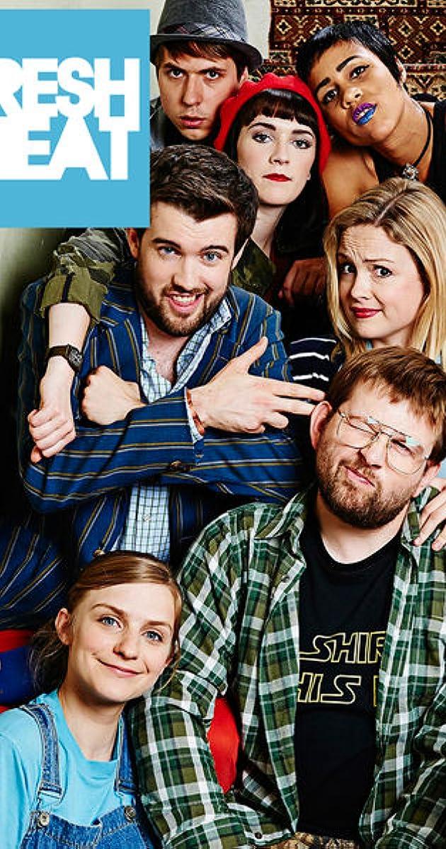 Fresh Meat (TV Series 2011–2016) - Fresh Meat (TV Series