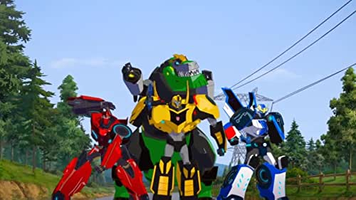 Transformers: Robots In Disguise: Wings Up!