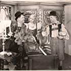 Oliver Hardy, Stan Laurel, and Grete Natzler in Swiss Miss (1938)