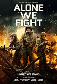 Corbin Bernsen, Johnny Messner, and Aidan Bristow in Alone We Fight (2018)