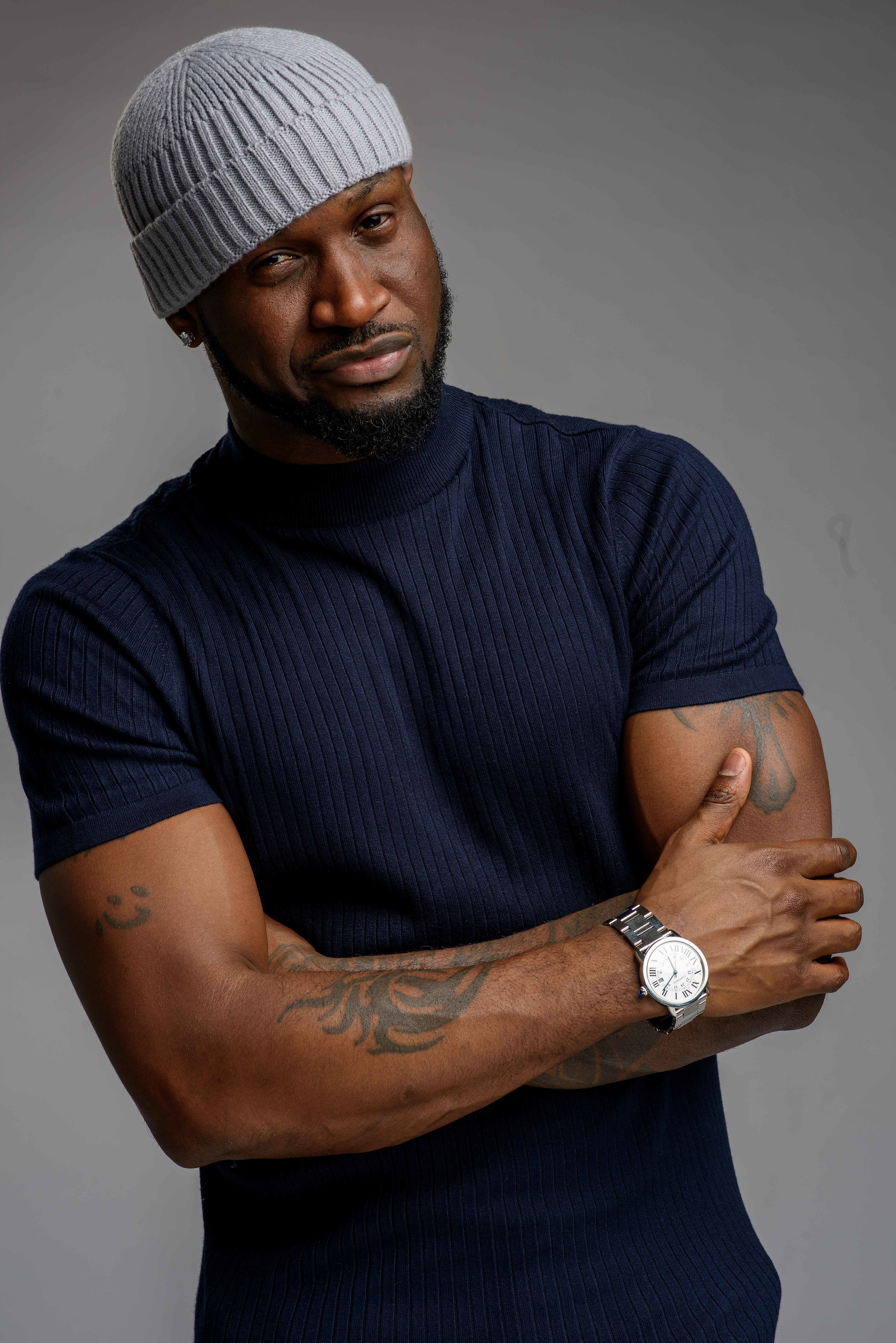 Image result for pictures of peter okoye
