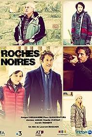 Jérôme Anger, Grégori Derangère, Carole Richert, Charlie Dupont, Flore Bonaventura, and Jonathan Genet in Roches Noires (2018)