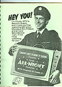 The All-Night Show Harvey Frost