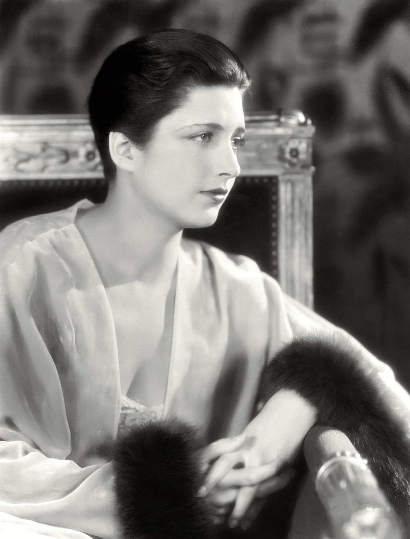 Kay Francis in Behind the Make-Up (1930)