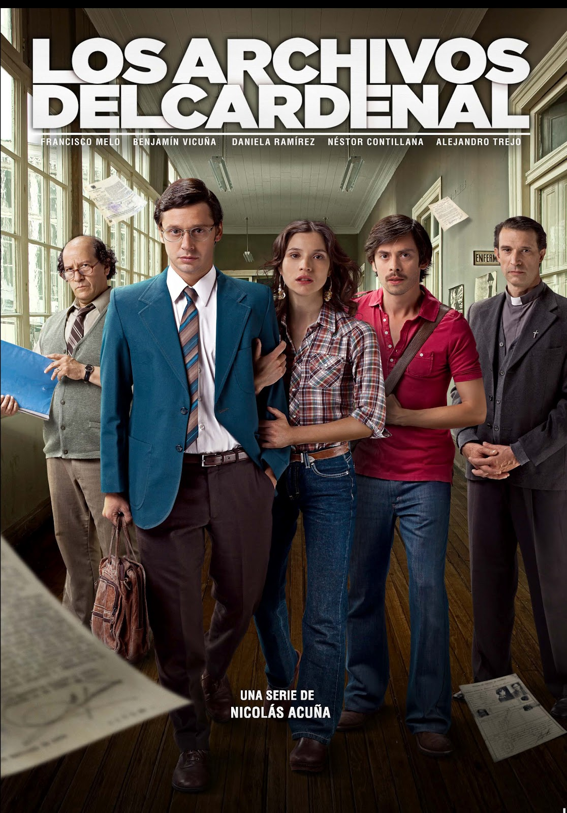 Los Archivos Del Cardenal Tv Series 2011 Imdb