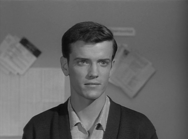 Lee Kinsolving in The Explosive Generation (1961)
