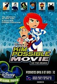 Nancy Cartwright, Tahj Mowry, Nicole Sullivan, Christy Carlson Romano, John DiMaggio, and Will Friedle in Kim Possible: So the Drama (2005)