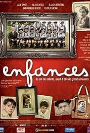 Enfances Poster