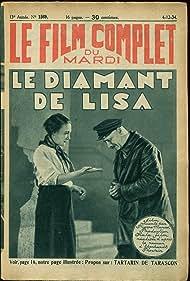 Julius Falkenstein and Elsa Merlini in Das Blumenmädchen vom Grand-Hotel (1934)
