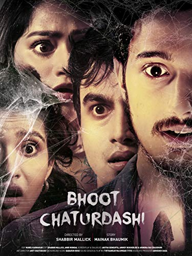 Bhoot Chaturdashi 2019 Movie Bengali WebRip ESub 250mb 480p 800mb 720p
