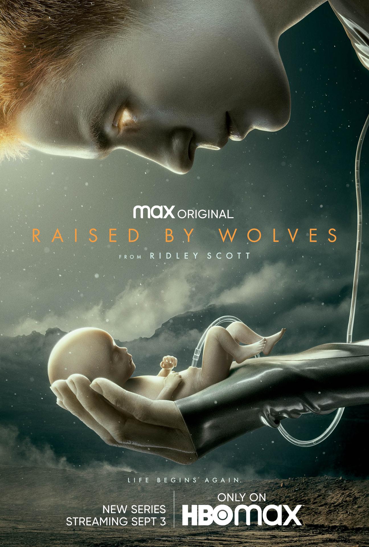 مشاهدة مسلسل Raised by Wolves الموسم الأول الحلقة 1 مترجمة أونلاين مترجم