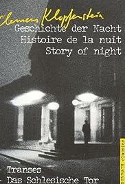 Geschichte der Nacht Poster