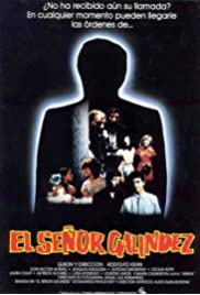 El señor Galíndez