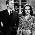 Ava Gardner and Van Johnson in 3 Men in White (1944)