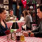Skylar Astin and Rachel Bloom in Crazy Ex-Girlfriend (2015)