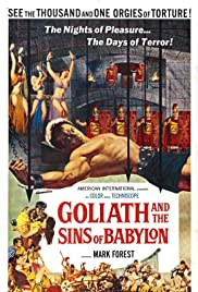 Goliath and the Sins of Babylon (1963) Poster - Movie Forum, Cast, Reviews