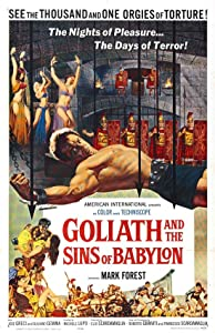 Goliath and the Sins of Babylon full movie free download