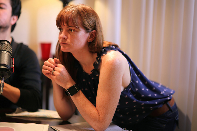 Annie Lukowski in The Hand of Now (2013)
