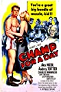 Champ for a Day (1953) Poster