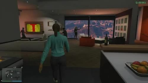Grand Theft Auto V: Online Gameplay