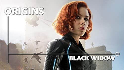 Origins: Black Widow