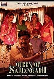 Queen of Sajjangarh (2021) HDRip Hindi Movie Watch Online Free