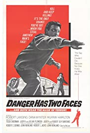 Danger Has Two Faces Poster